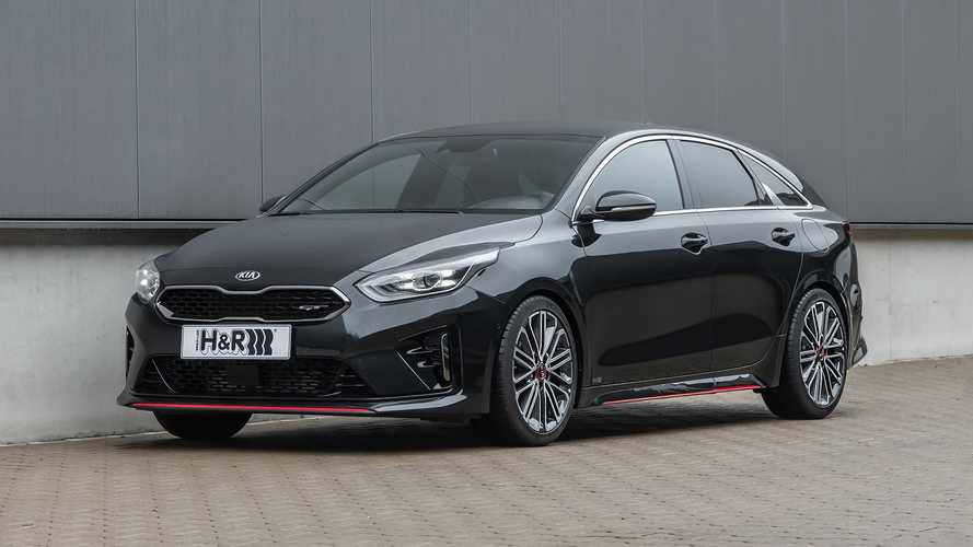 H&R Kia ProCeed