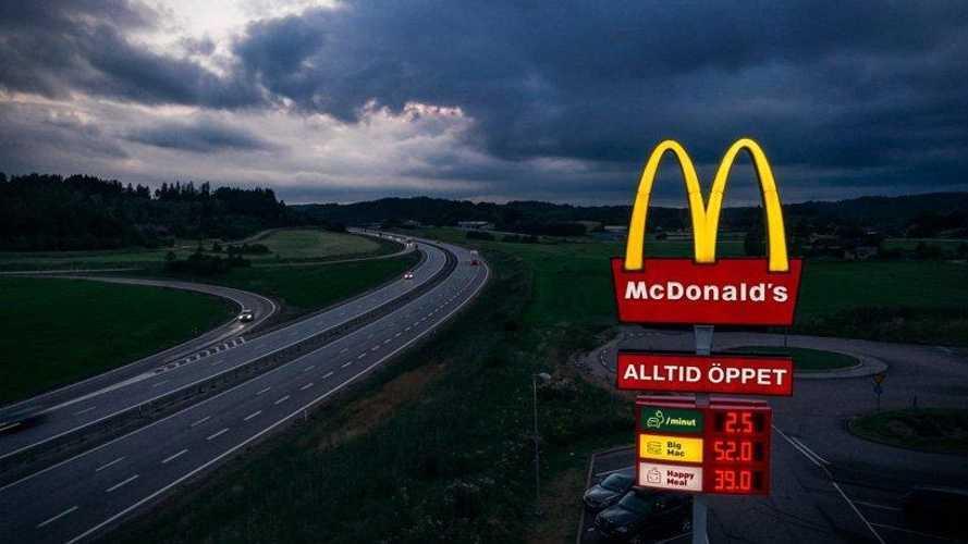 В McDonald's появится новая услуга для автомобилистов