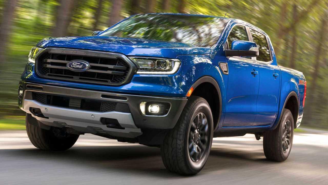 Ford Ranger Engine Rumor