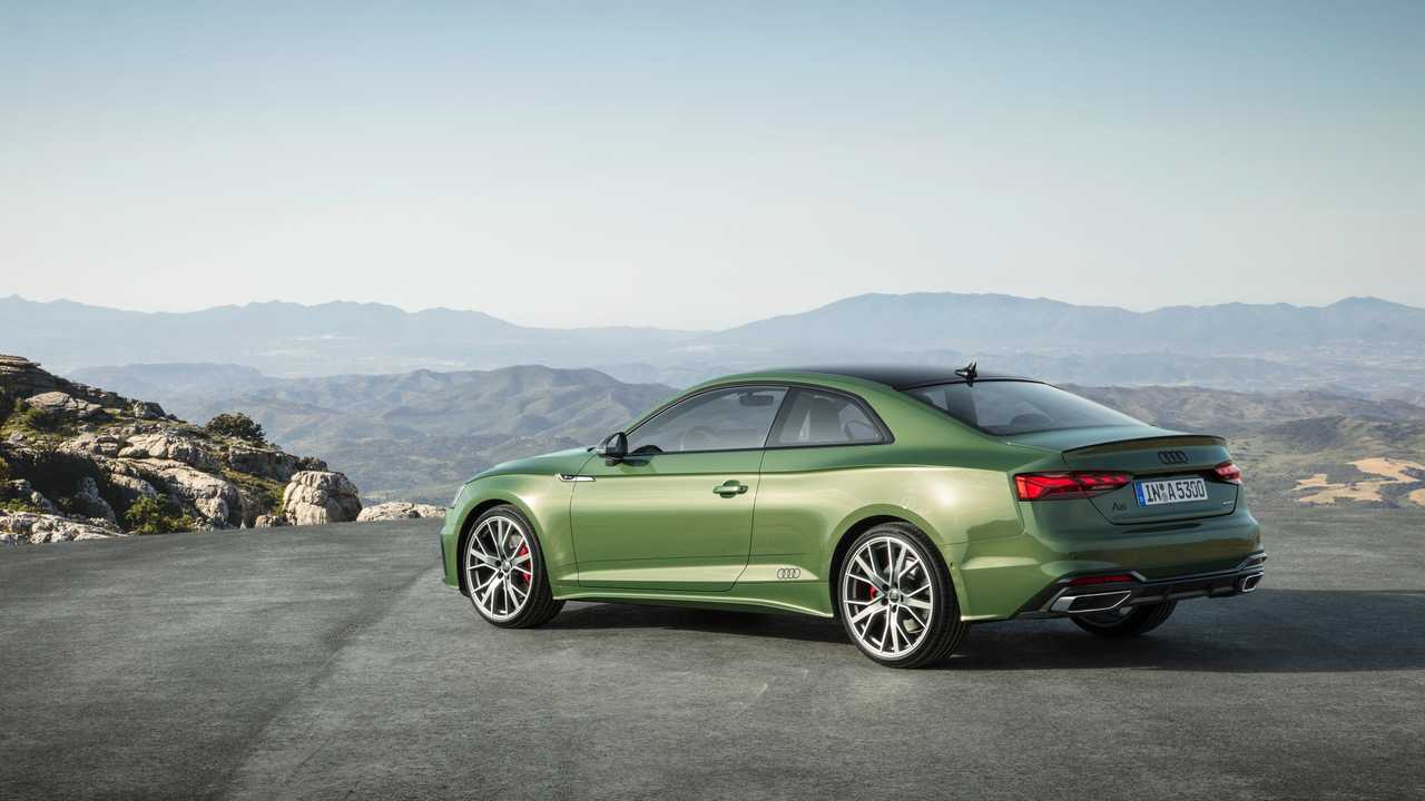 2020 Audi A5 Coupe Pictures