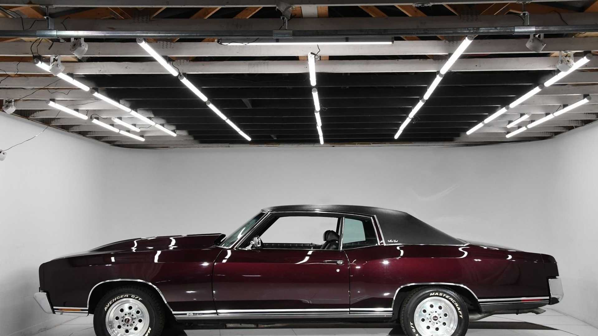 "[""1971 Chevrolet Monte Carlo SS 454 Is A True Beauty""]"