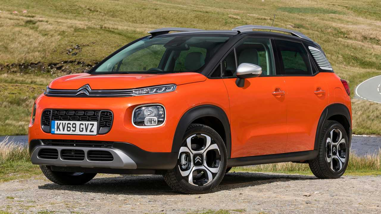 Citroen    tweaks    C3       Aircross    in time for 2020