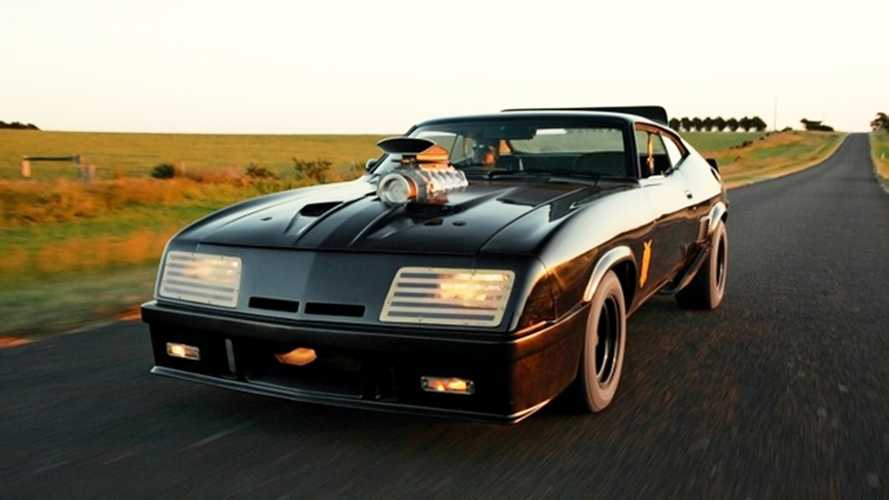 Ford Falcon V8 Interceptor Mad Max