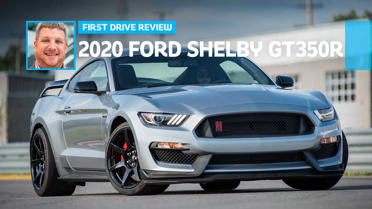 2020 Ford Shelby GT350R