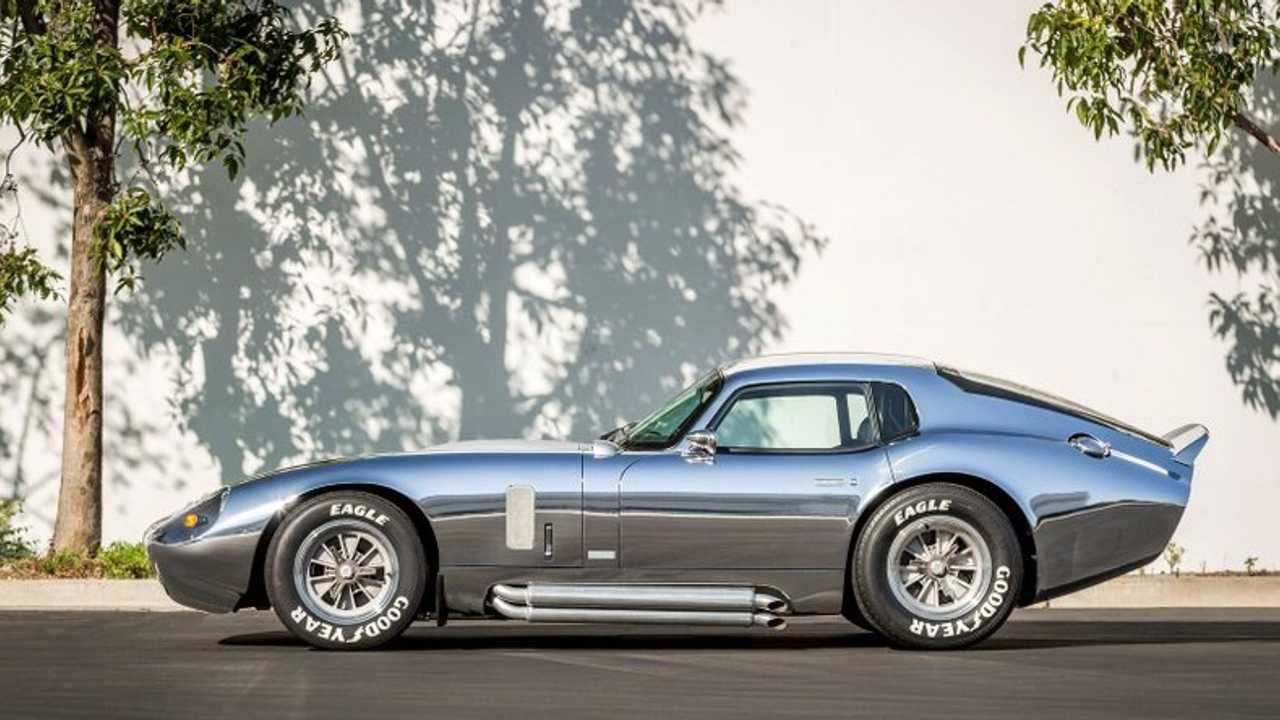 For Under $190K, Own This Show-Stopping 1965 Shelby Daytona Coupe CSX9000