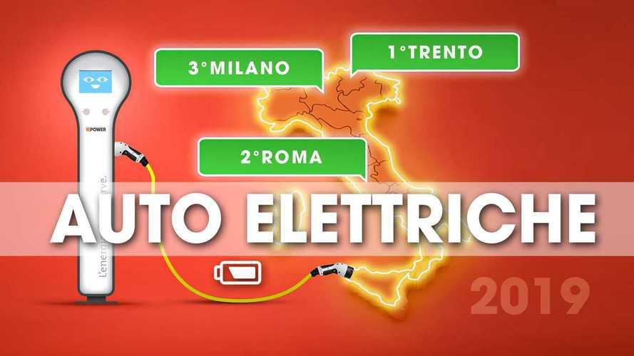Le auto elettriche in Italia: chi le compra, come, dove e perchè