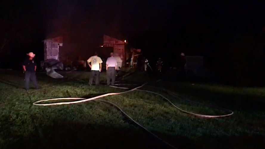 Ohio Garage Fire Claims Four Classics