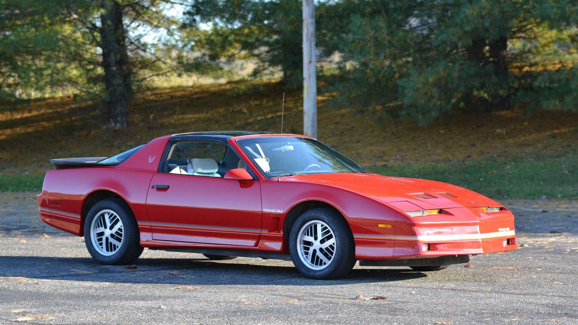"""[""""Is It Time To Hit The Show Circuit In A Third-Gen Trans Am?""""]"""