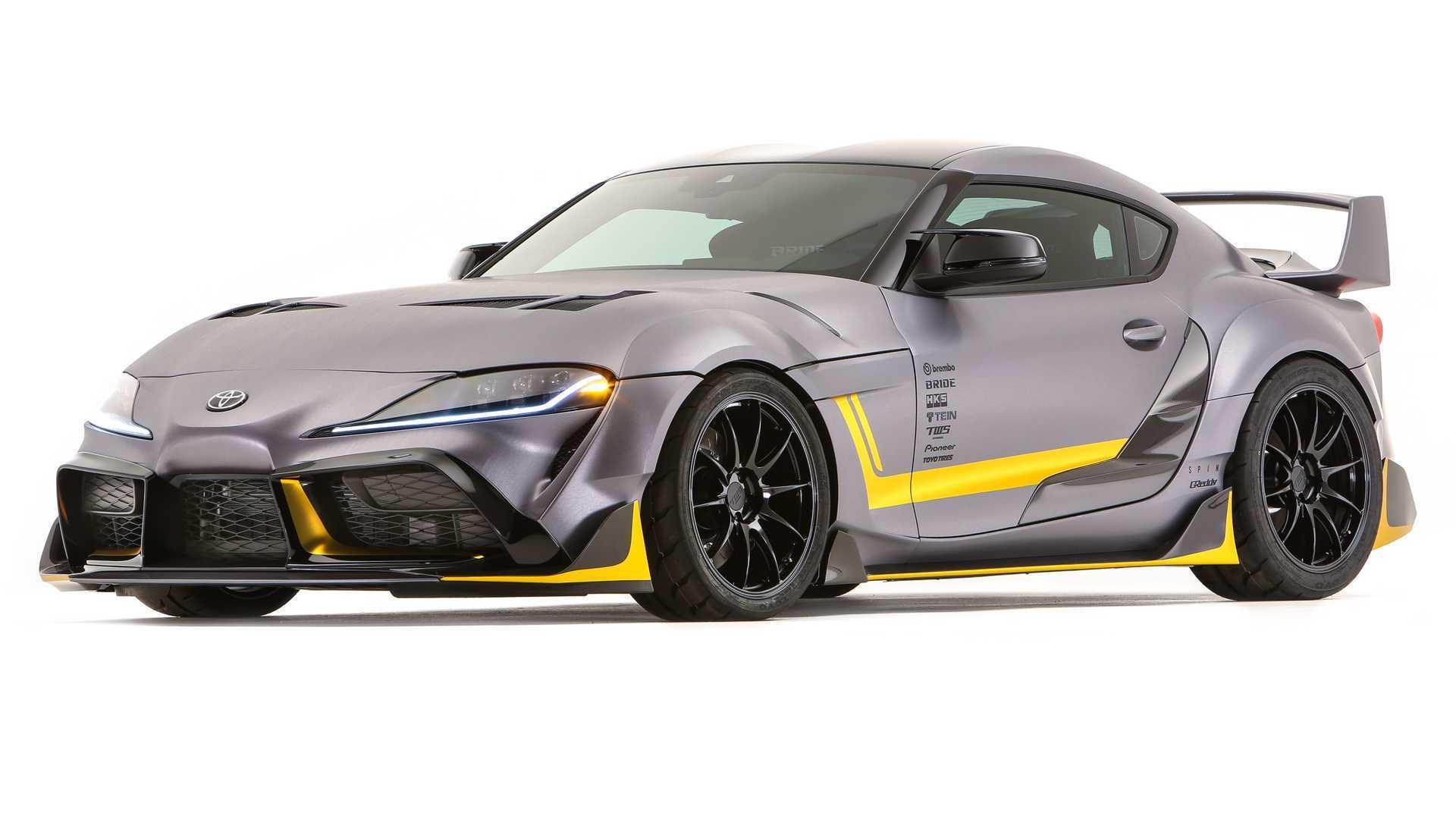 2020 Toyota Supra Grmn