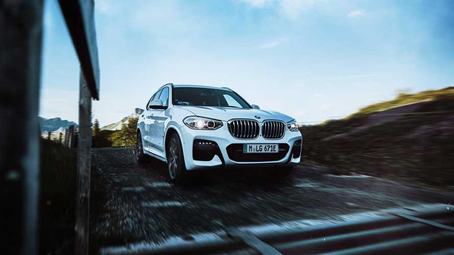 BMW X3 xDrive30e (2020) - Une version rechargeable à près de 60'000 €