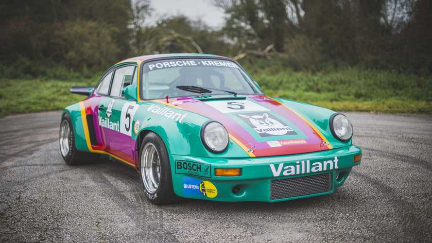Porsche 911 RSR Recreation For A Fraction Of The Price