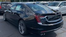 2019 Cadillac CT6-V at a dealer