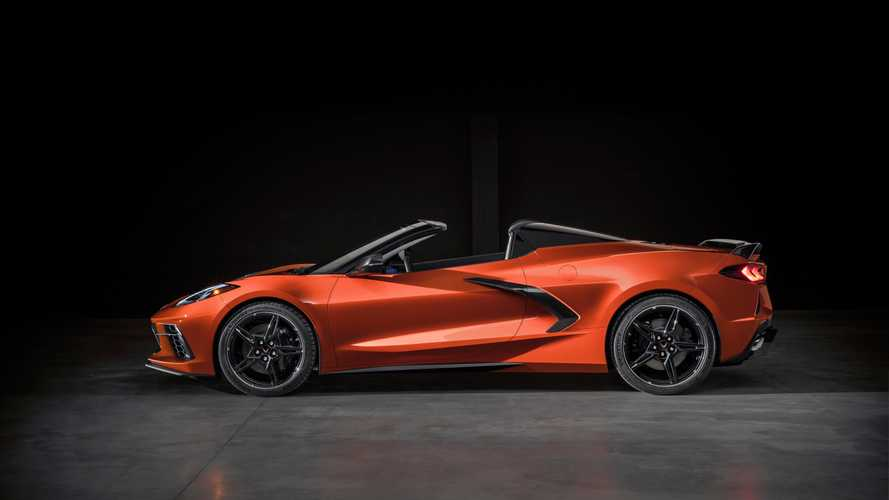 2020 Corvette C8 Convertible Production To Resume In July