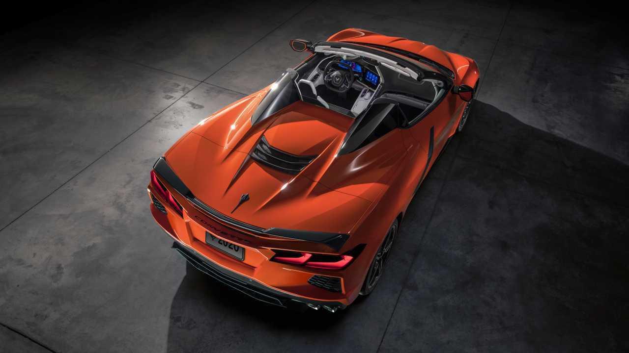 Corvette C8 Stingray Cabrio 2020