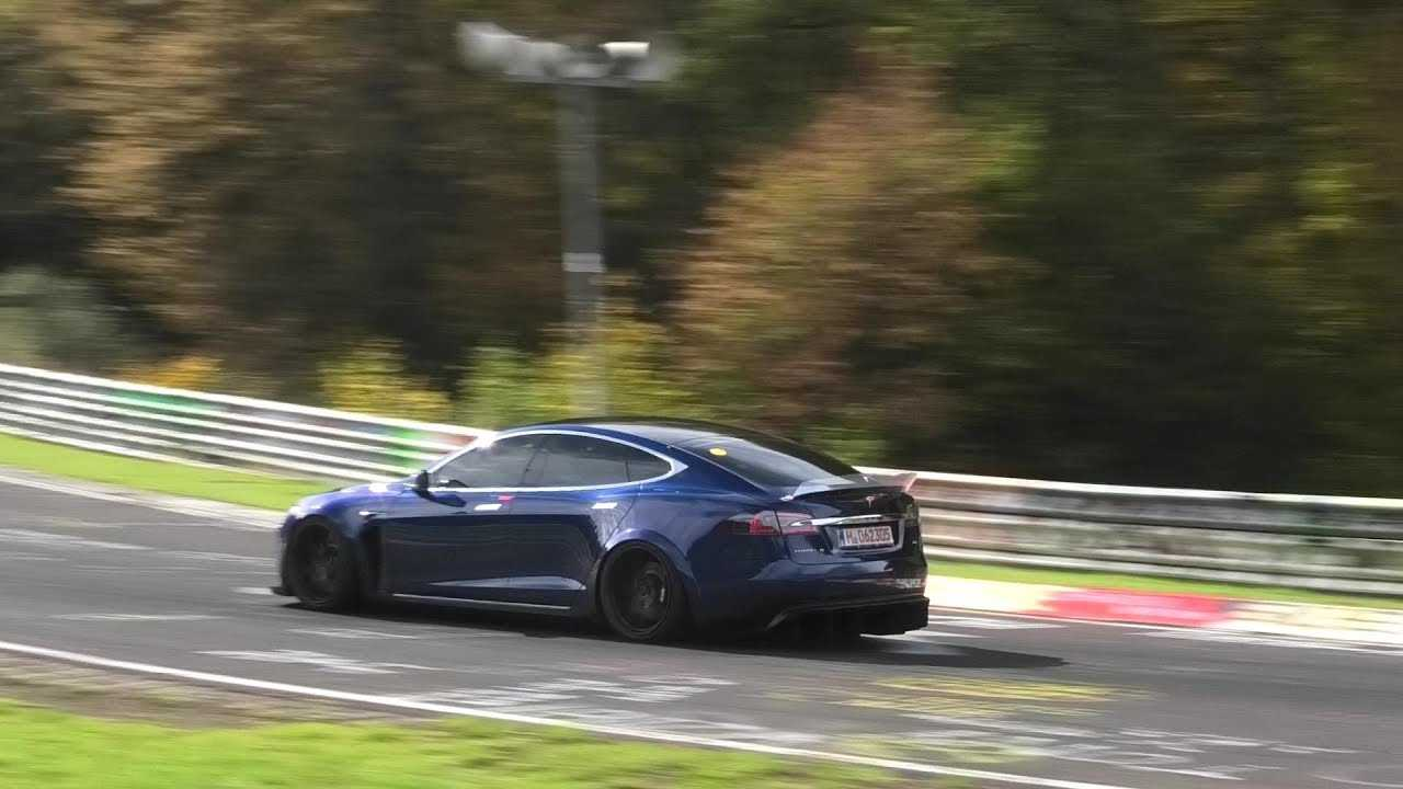 Tesla Model S Plaid Might Have Set A 1/4-Mile Record With Jay Leno