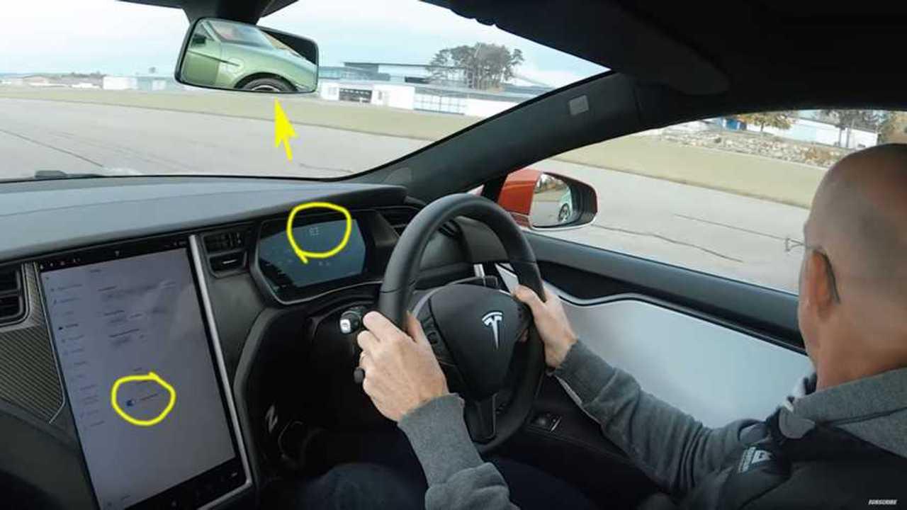 Top Gear Tesla Taycan fakery