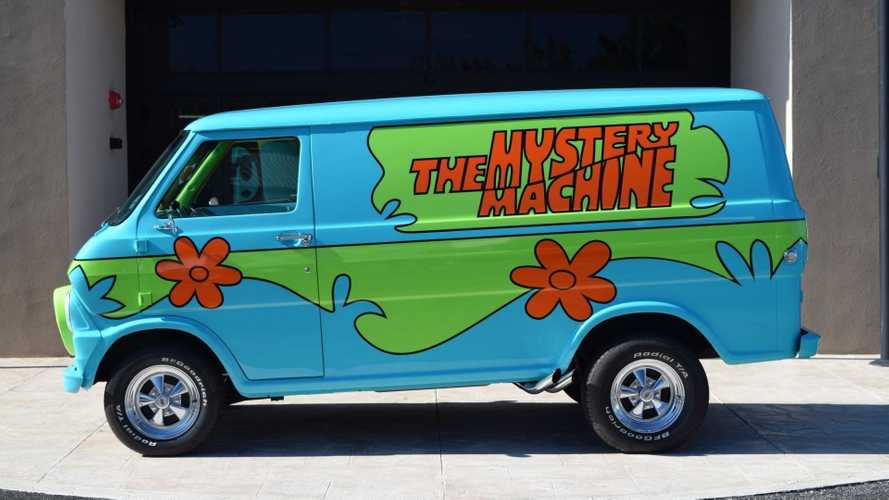 Ruh-Roh: Two Mystery Machines Available For Squad Adventures