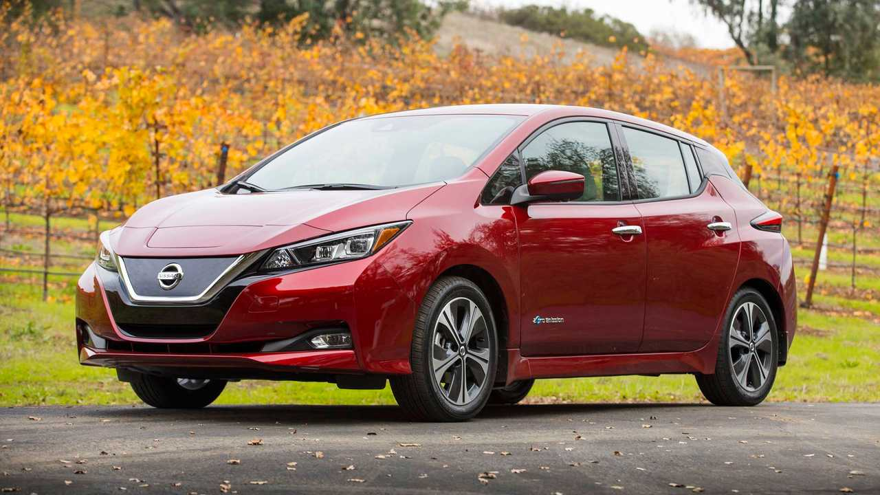3. Nissan Leaf: 71 Percent