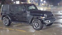 Jeep Wrangler Plug-In Hybrid spy photos