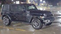 Jeep Wrangler Plug-In Hybrid Casus Fotoğraflar