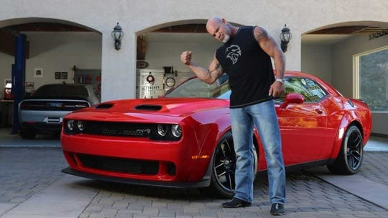 Play To Win A Dodge Challenger Hellcat Redeye With Brotherhood Of Muscle With Horsepower Challenge