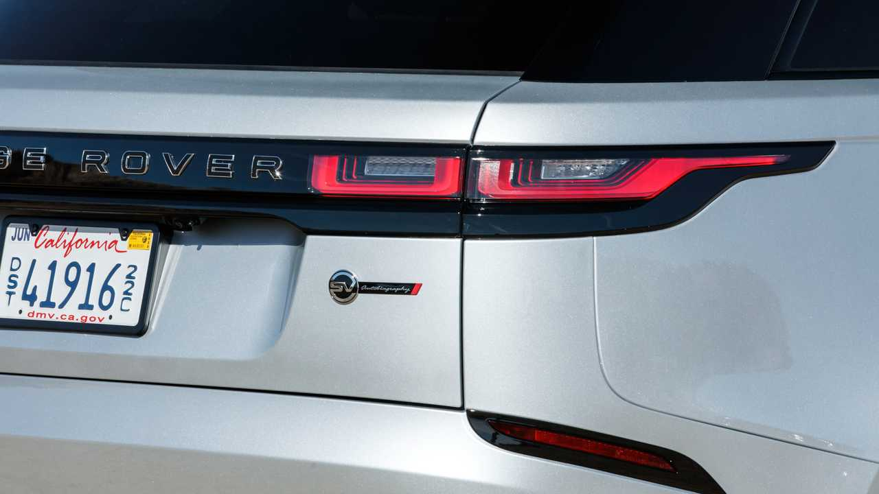 2020 Land Rover Range Rover Velar SVAutobiography Dynamic Edition