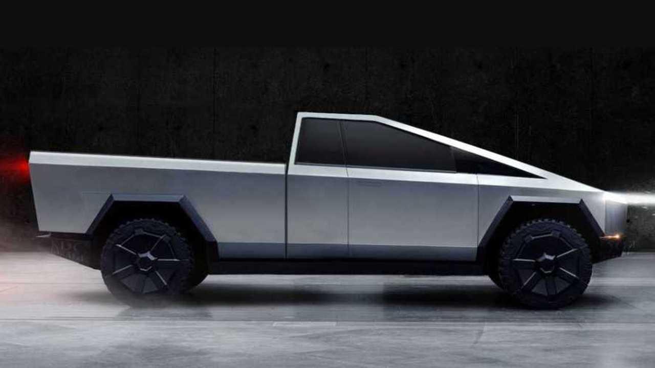 Tesla Cybertruck Rendered As Pickup, Panel Van, Wagon And More