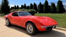 Let This Restored 1968 Chevy Corvette Brighten Up Your Days