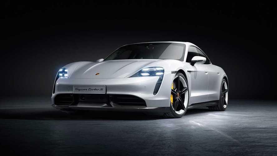 Le son artificiel de la Porsche Taycan facturé 504 euros !