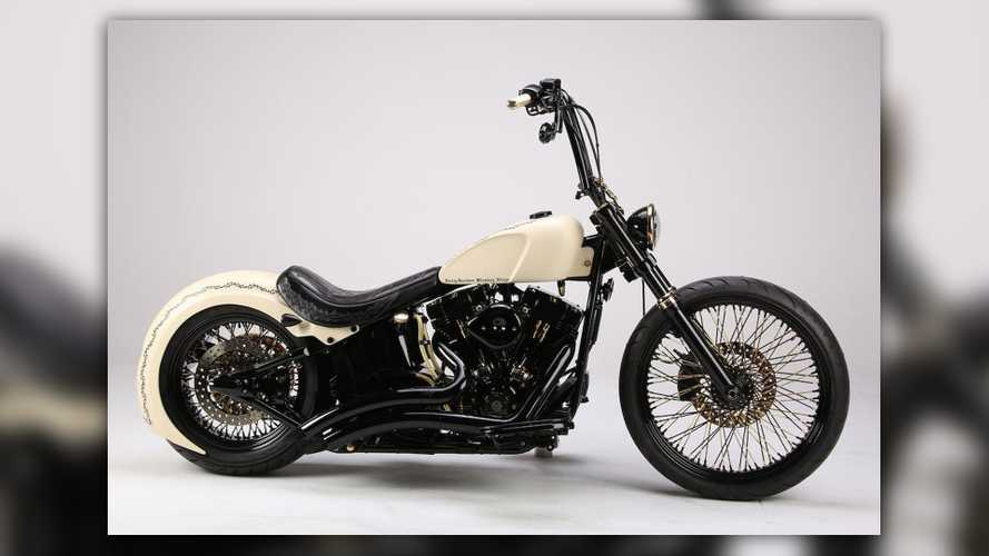 Buy The Pope's Harley And Ride In Holy Style