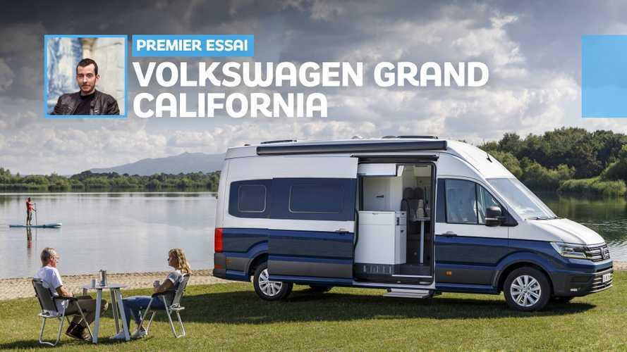 Essai Volkswagen Grand California (2019) – Plus grand et moins cher qu'un studio parisien