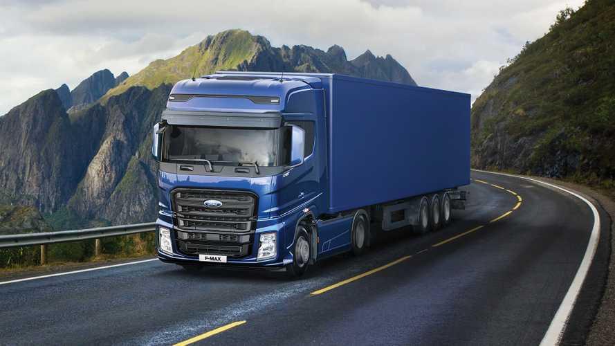 Ford Trucks, la filiale italiana F-Trucks Italia lancia l'F-Max