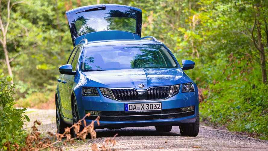 Skoda Octavia G-Tec (2019) im Motor1-Dauertest: Teil 2