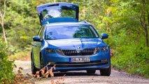 Skoda Octavia Combi mit CNG-Antrieb (2019) im Dauertest - Teil 2
