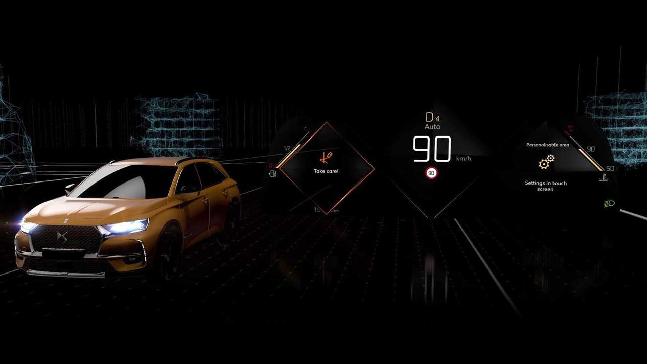 DS Driver Attention Warning System