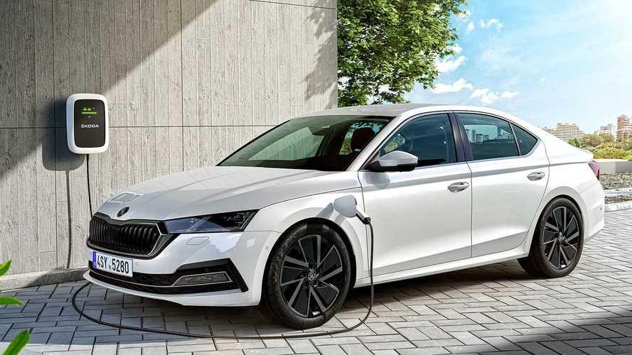 La Škoda Octavia RS aura le droit à sa version hybride rechargeable
