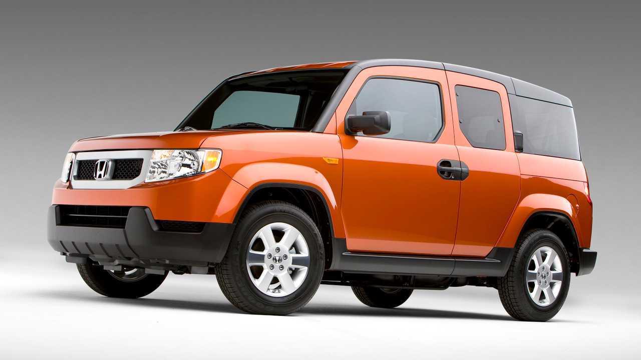 4. 2009-2011 Honda Element
