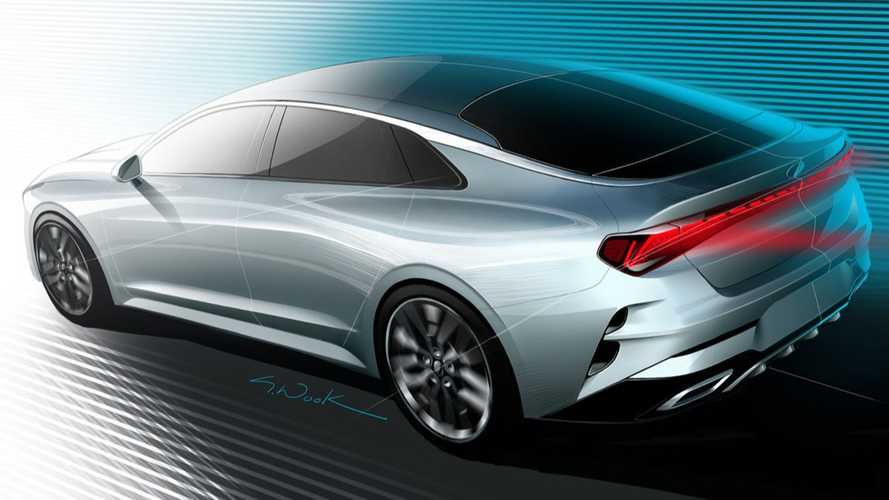 Kia can't stop teasing the new Optima