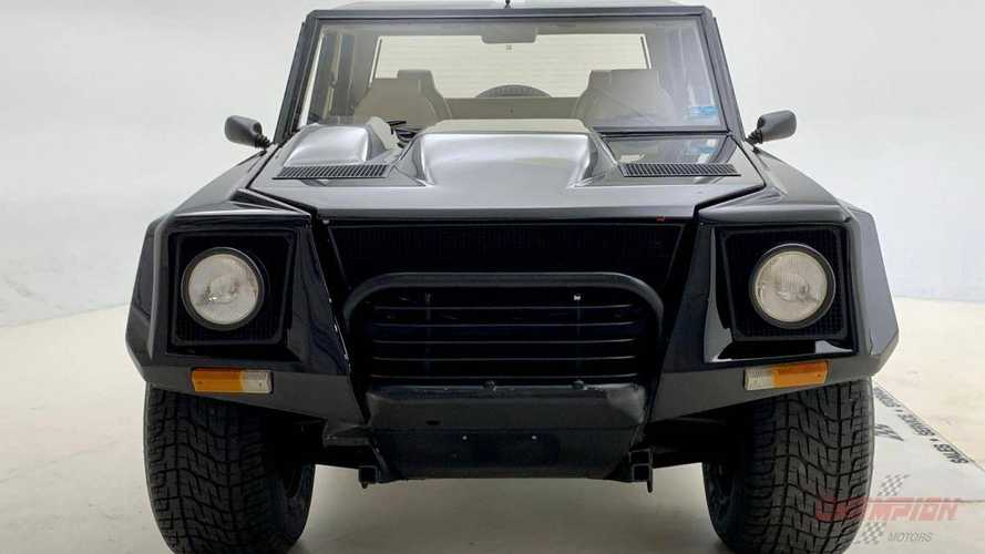 Buy This 1989 Lamborghini LM002 For $369K