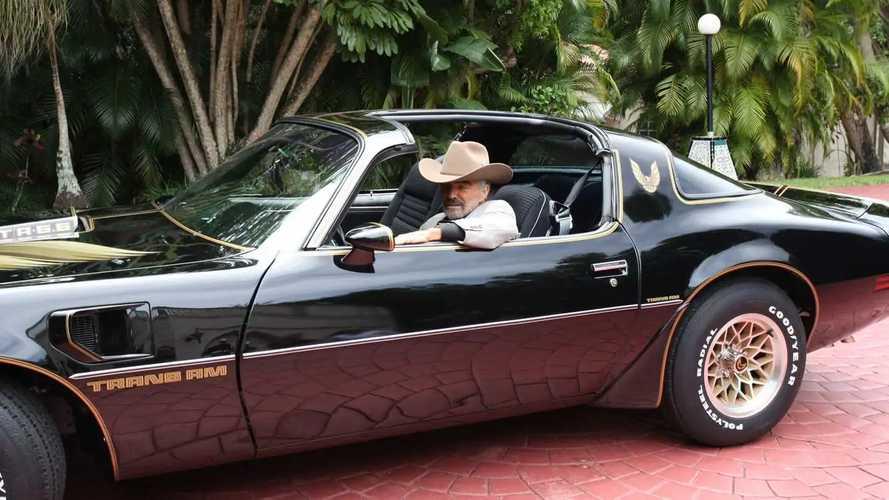 Burt Reynolds' Last Pontiac Bandit Trans Am