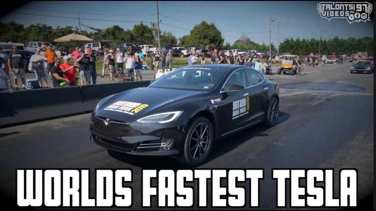 Model S Record