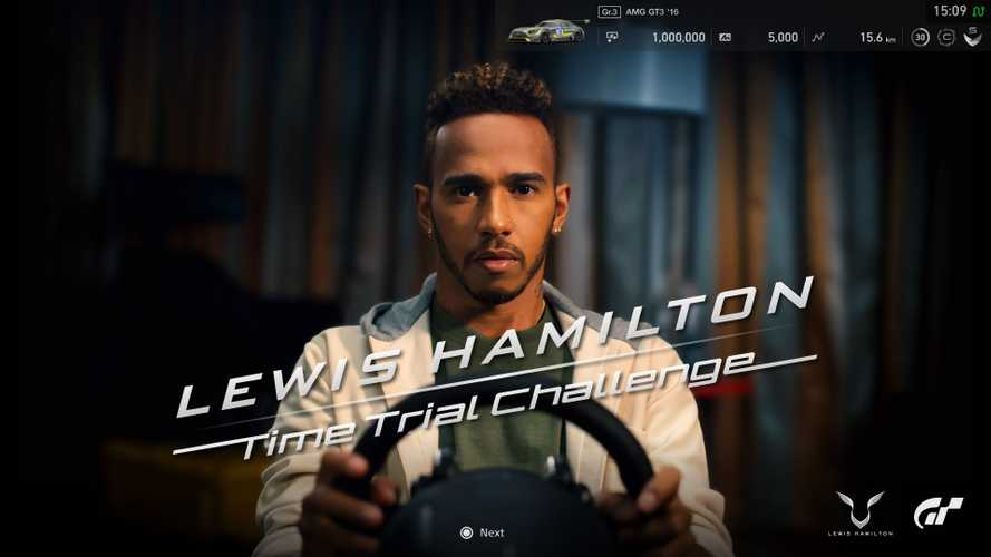 Affrontez Lewis Hamilton dans Gran Turismo Sport !