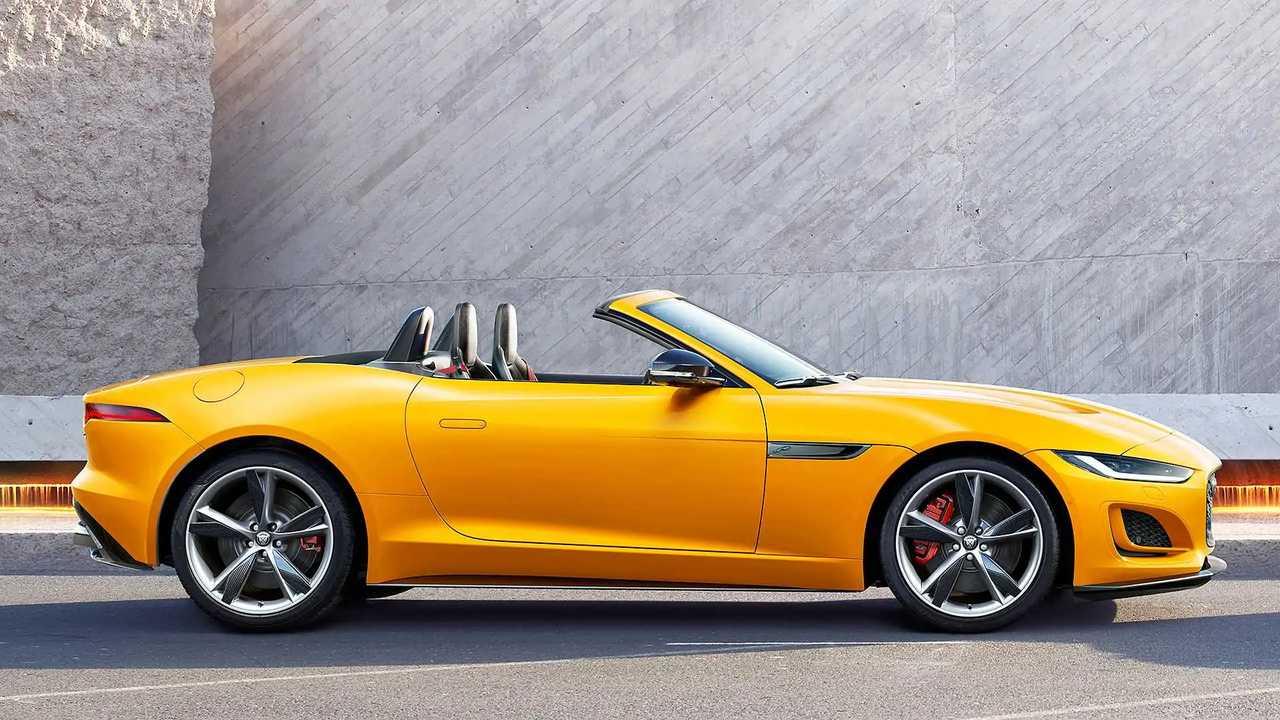 2021 Jaguar Xf V8 - Car Wallpaper