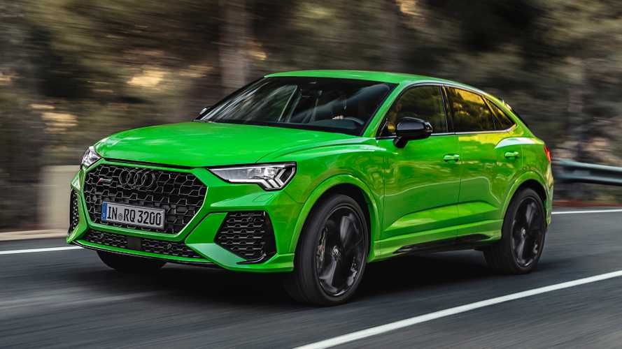 Audi RS Q3 and Sportback version revealed with 394 bhp