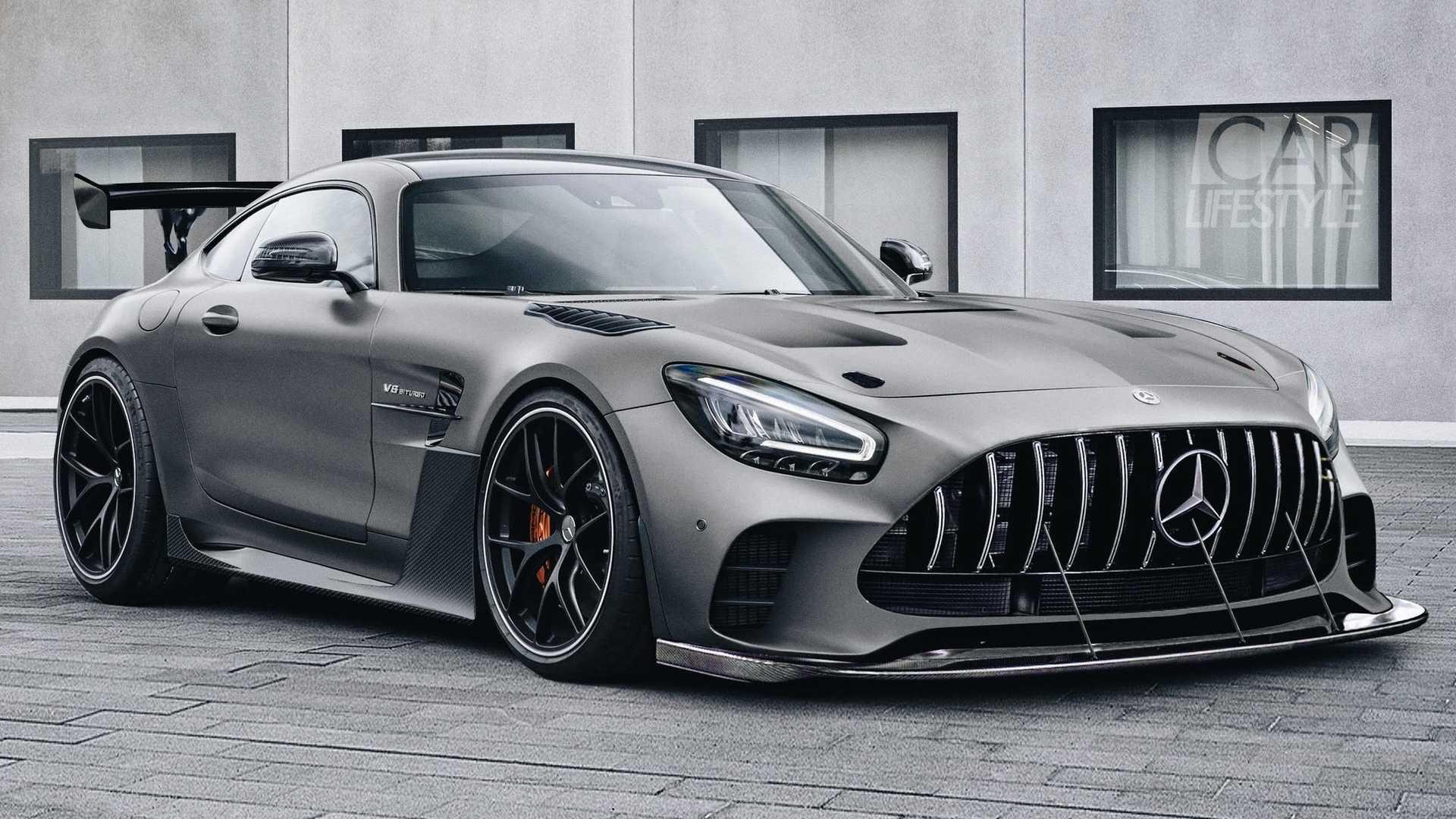 Mercedes Amg Reconfirms Gt Black Series Hybrid Gt 4 Door For 2020