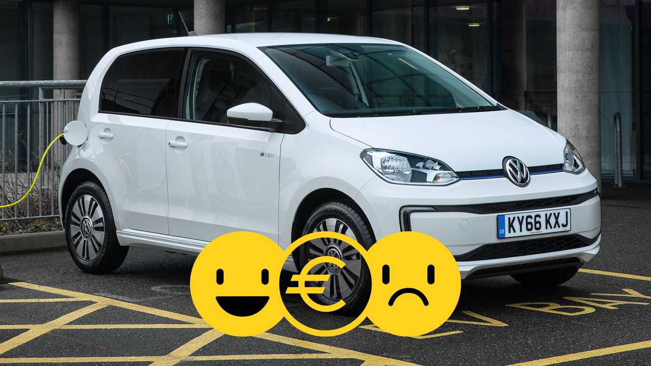 Volkswagen e-up! promozione