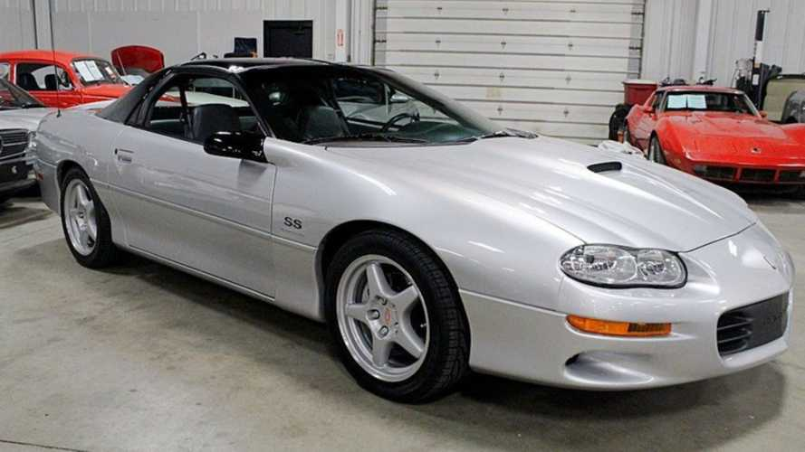 Invest In This 1998 Chevy Camaro Z28 SS Lingenfelter