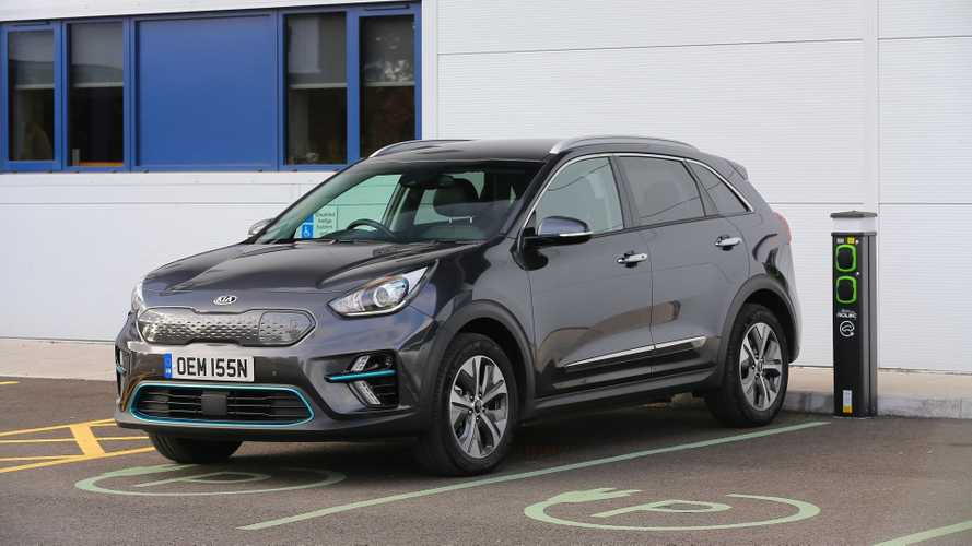 Kia e-Niro gets new high-spec trim level for Christmas