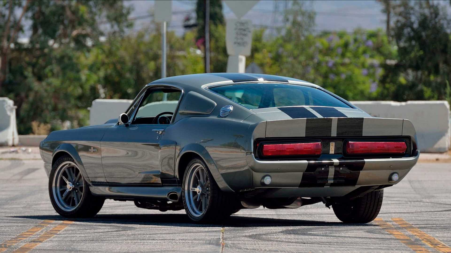 """[""""1967 Ford Mustang Hero Car From 'Gone In 60 Seconds' Up For Grabs""""]"""