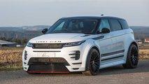 Lumma CLR RE: Tuning für den Range Rover Evoque